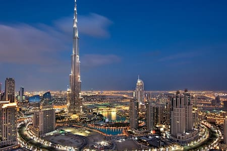 AMAZING! Downtown burj khalifa view - Dubai