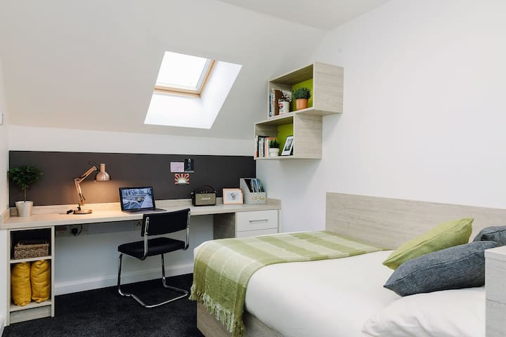 Modern Ensuite Rooms in Cardiff