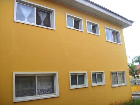 Apartamento na quadra do mar