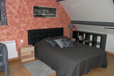 Studio   les orchidees - Surtainville - Διαμέρισμα