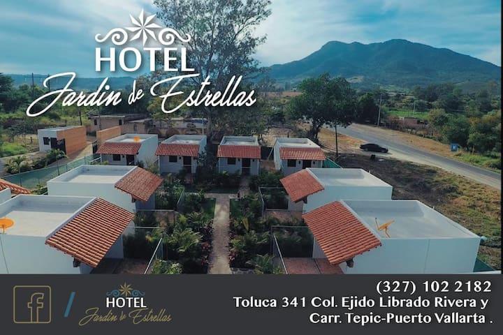 HOTEL JARDIN DE ESTRELLAS