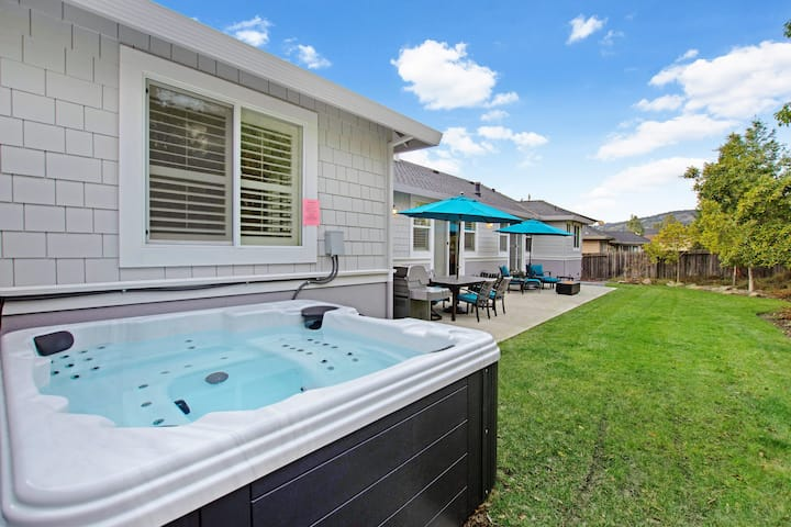 New!! Gorgeous home near Sonoma and Calistoga