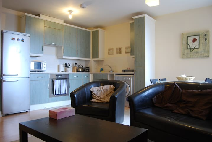 One bedroom flat in North Acton