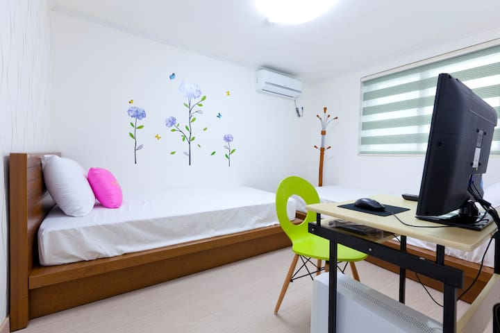 Hongdae Guest House Family Suite #2