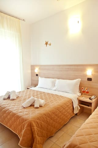 camera per due persone fronte mare - Rimini - Bed & Breakfast