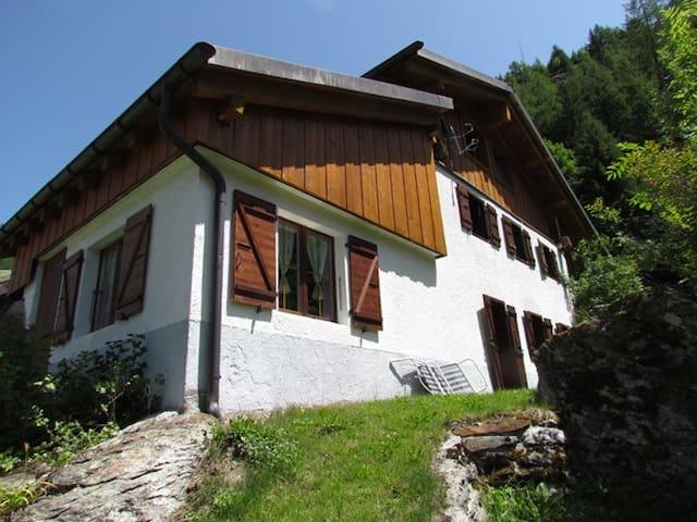 Chalet Le Rocher, région Mont-Blanc - Trient - Σαλέ