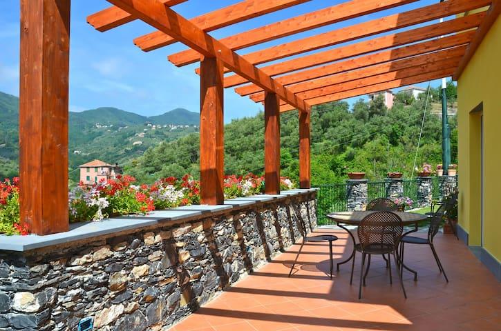 Villa Limoni+Room Luna near 5 Terre - Solaro - Villa