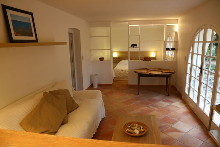 Amazing apartment in olive orchard - Grasse - Wohnung