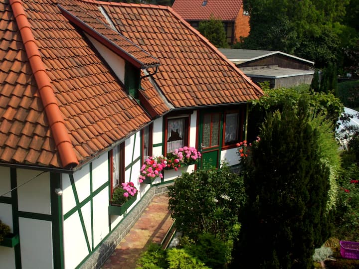 Beautiful cottage in Wernigerode!
