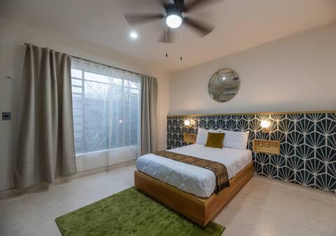 Volver a Verde 4- Dorm, terrace & tropical pool