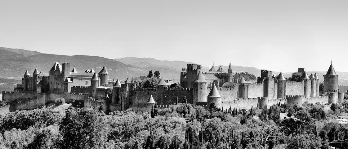 Bienvenue à Carcassonne ! - Carcassonne - Hus