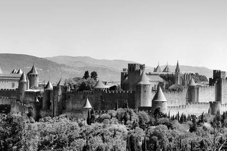 Bienvenue à Carcassonne ! - 卡尔卡松 - 独立屋