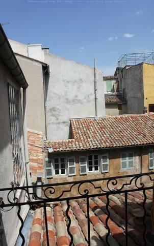 2 bedroom flat in the heart of Aix - Aix-en-Provence - Flat