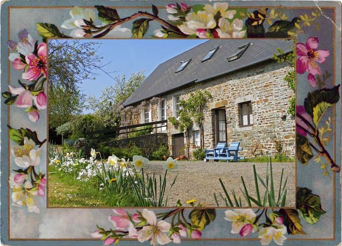 Pretty self-catering studio - Saint-Quentin-les-Chardonnets - Apartmen