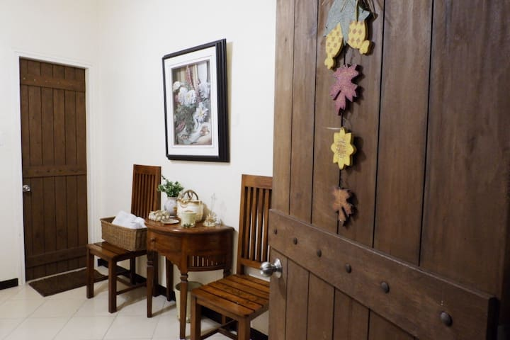 Cozy Room for 2 in Downtown Area - Davao City - Casa