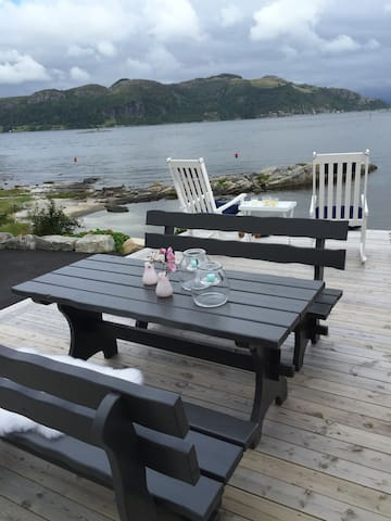Apartment by the sea, 20 min drive from Stavanger
