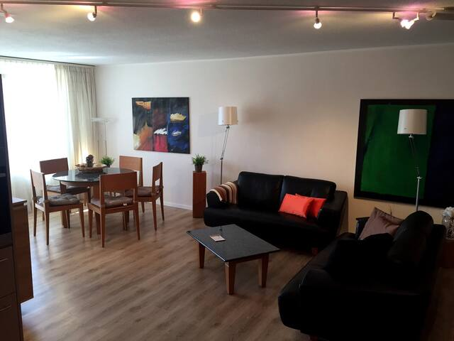 Appartment Hubel      (in 4*-Hotel) - Beatenberg