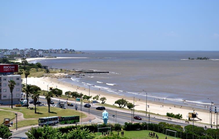 Vista a compartir con familia/amigo - Montevideo - Wohnung