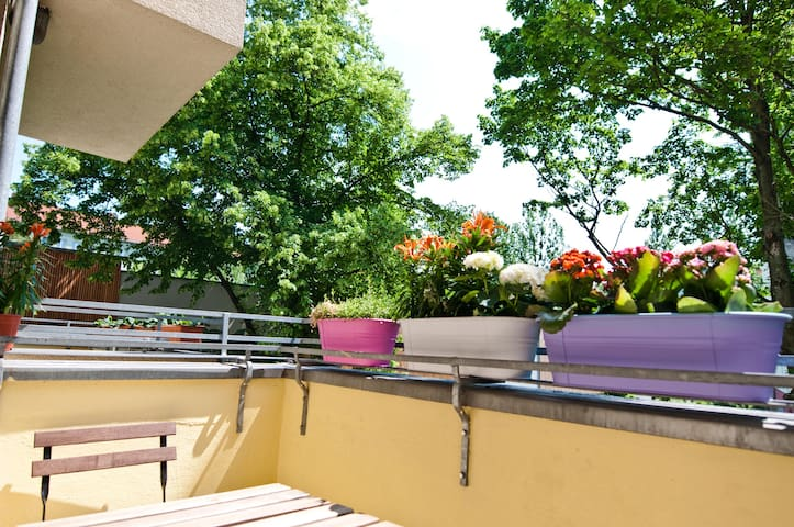 A gem of a balcony