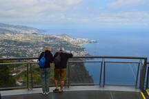 Top Floor with three balconies Funchal