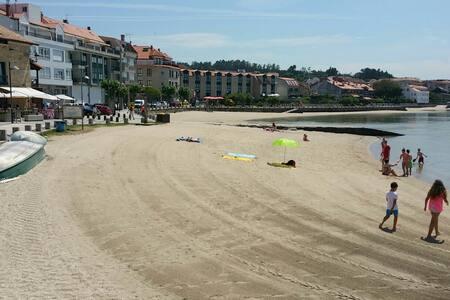Casa con encanto a 50 M. de las playas de Carril - Vilagarcía de Arousa
