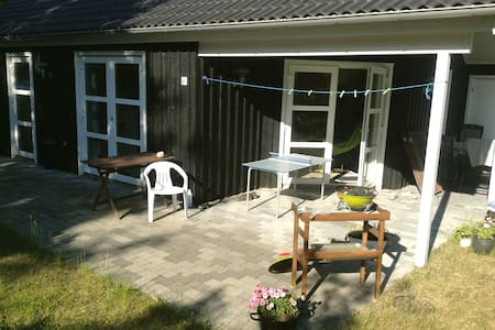 New cozy beach house close to sea - Hadsund - Stuga