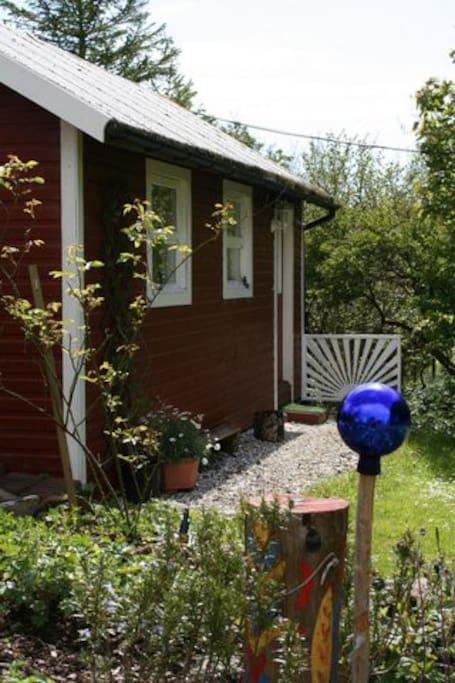 Charming Burnside Struanlea Cottage Blockh 252 Tten Zur