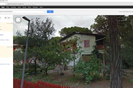 Villa in the pine forest near sea - Marina di Castagneto Carducci