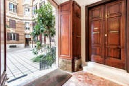 Charming quirky room - Rome city center! - Roma - Apartment