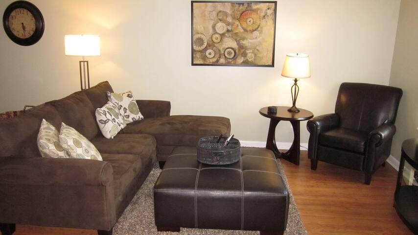Spacious Exec Condo in Murfreesboro - Murfeesboro - Apartment