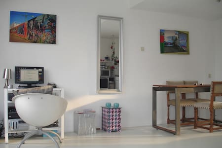 Nice bright apartment - Appartement