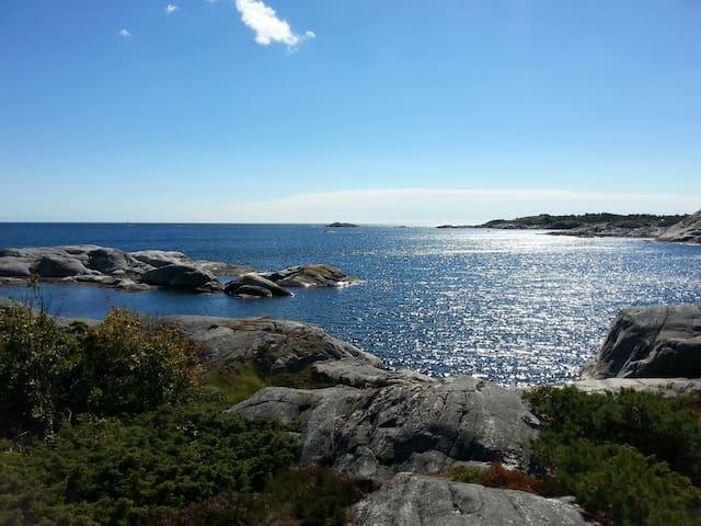 Høvåg/Blindleia nær Dyreparken