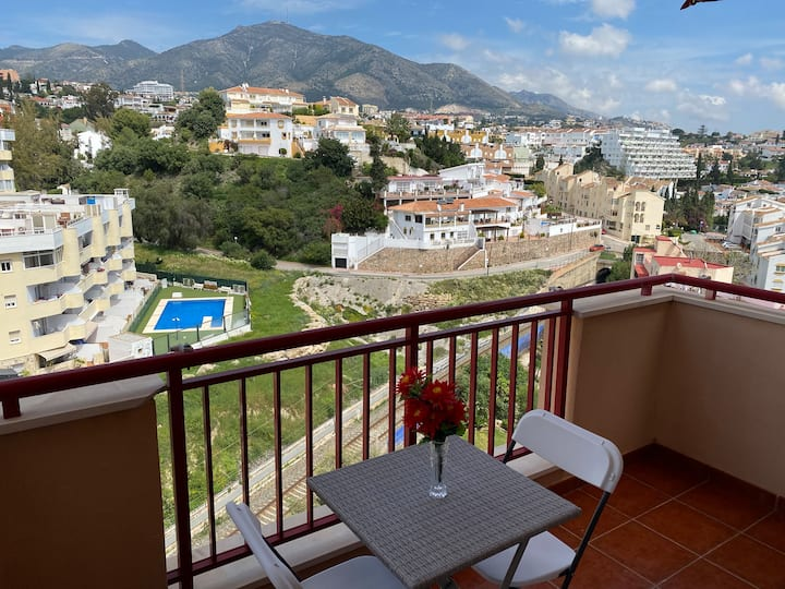 Studio in Costa Del Sol, Sea, Sunshine and Views