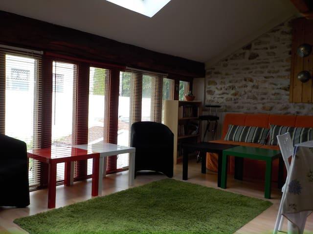 Appartement cosy de 35 m2 en duplex - Villiers-sur-Marne