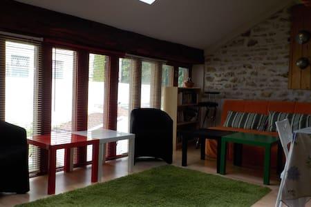 Appartement cosy de 35 m2 en duplex - Villiers-sur-Marne - 아파트