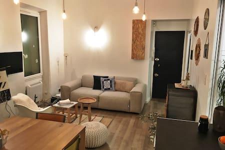 Au coeur d'Endoume joli T2 de 45m2 - Marselha - Apartamento