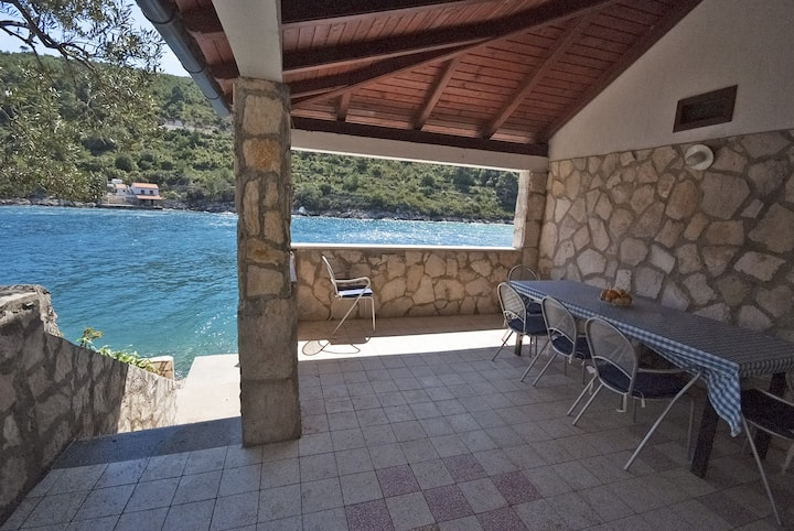 Holiday house Linker -  wonderful place next to te sea Cove Stoncica (Vis), Island Vis