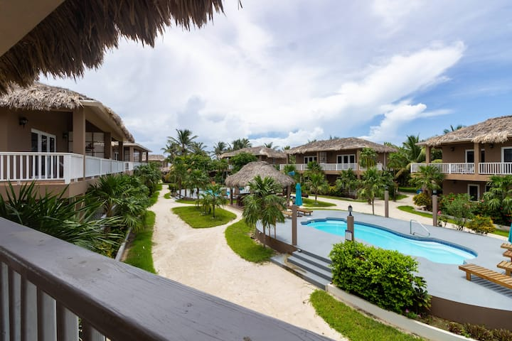 Sapphire Beach Resort 1 Bedroom Pool View Villa located in quiet secluded resort! (08C)