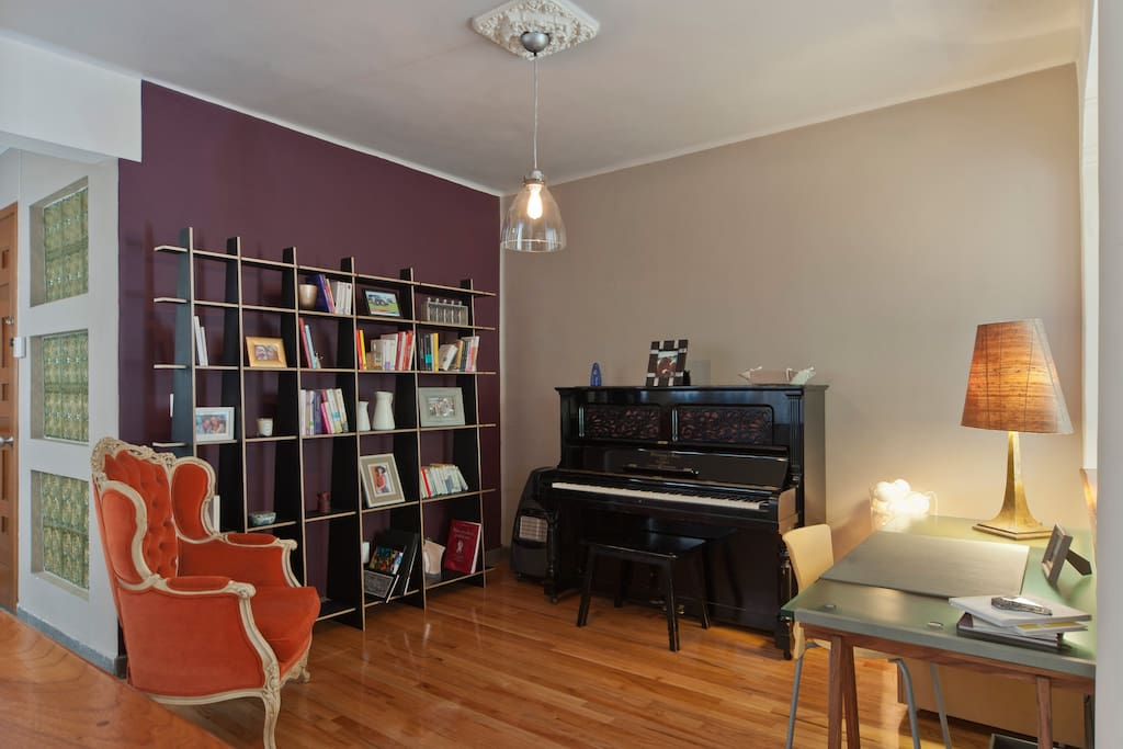 Cosy Apartment In Polanco Near Park Apartments For Rent