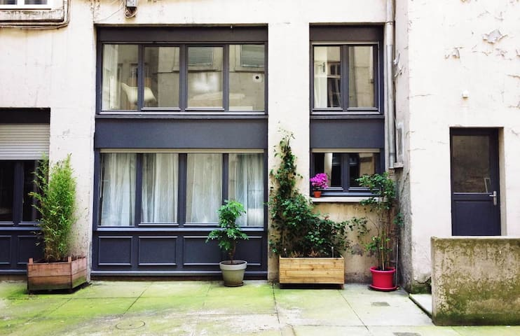 Cozy duplex in the heart of Lyon