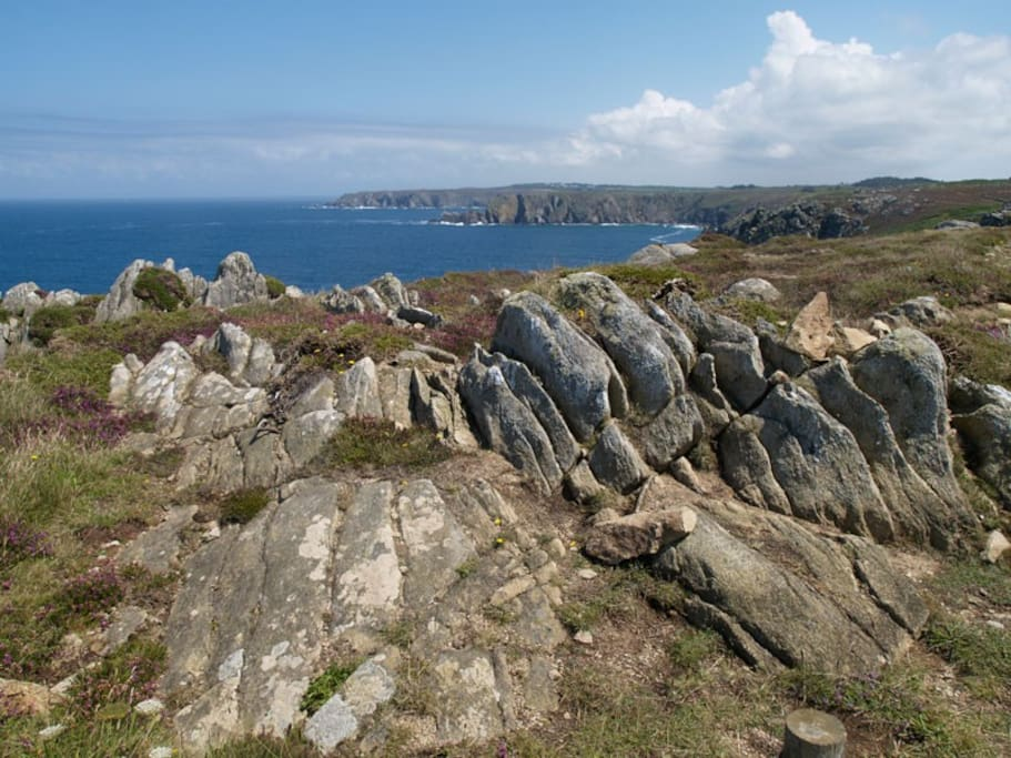The Diben - North Coast - Finistere (35 min from our home)