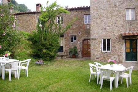 In the old farmhouses of Petrognano - Apartment