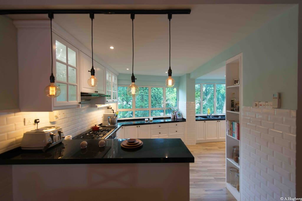 You will love our kitchen too!