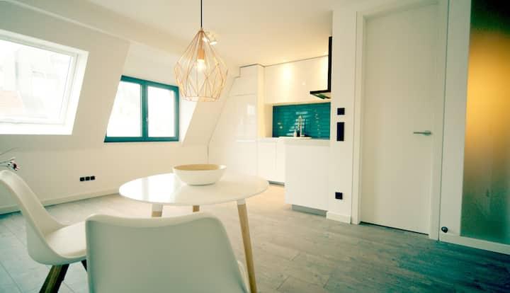 STYLISH luxurious 2-room STUDIO within city center