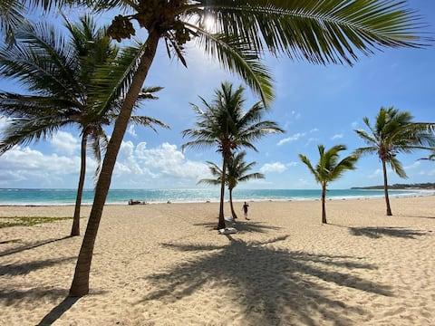 White Sand apart+2ROOMS+POOL+WIFI+BEACH