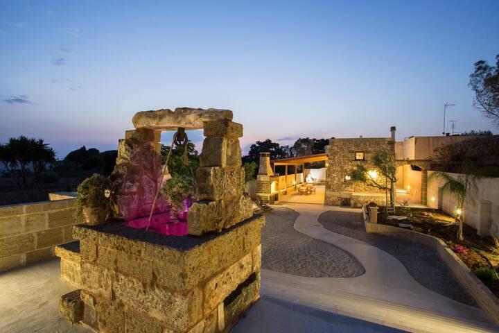Cute Seaside Trullo - Torre Suda - Villa