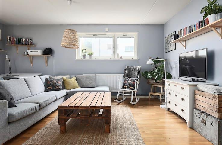 Modern family apartment