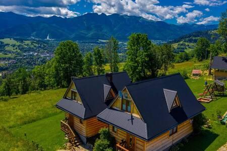 Domki Widokowe Luxury Chalet