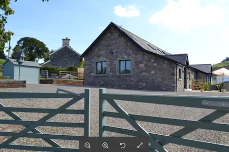 Tyisaf - two bedroomed cottage - Llandeilo - Huis