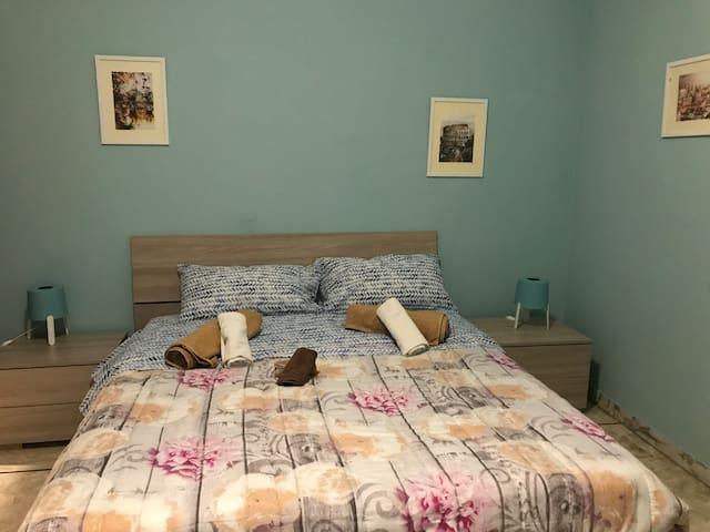 Home Pigneto, camera matrimoniale privata